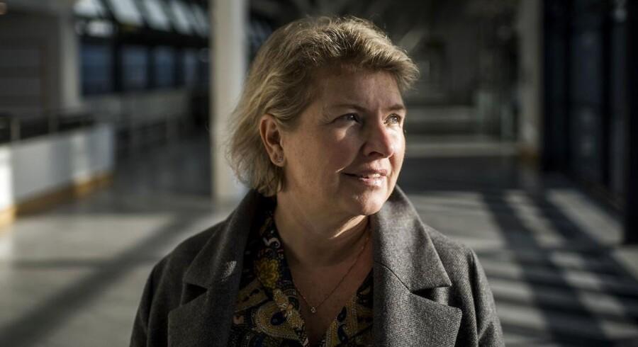 (ARKIV) Karen Bender bliver ny kommerciel direktør i Gyldendal.