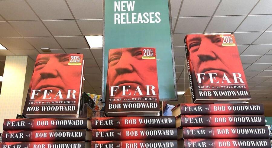 »Fear« (Frygt, red.) er titlen på Watergate-journalisten Bob Woodwards nye bog om Donald Trump. Og det er nok ikke tilfældigt. For frygt er blevet vor tids største kulturelle ressource, siger den britiske forfatter Frank Furedi.