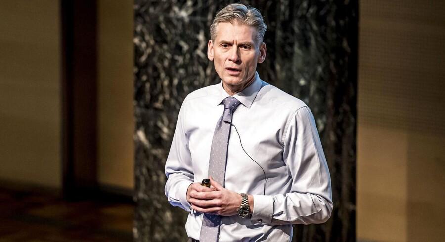 Thomas F. Borgen, direktør i Danske Bank.