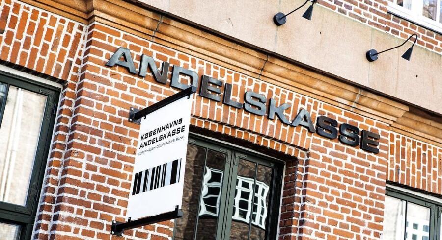 Københavns Andelskasse.