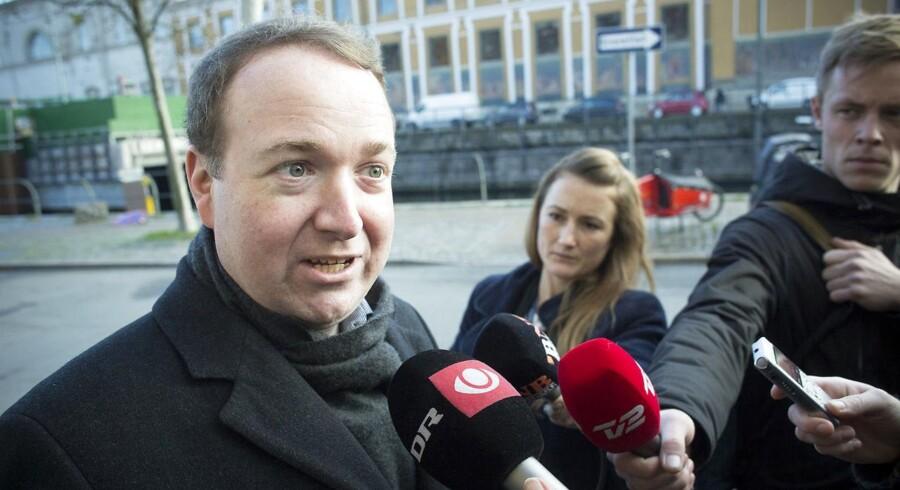 ARKIVFOTO: Michael Aastrup Jensen fra Venstre.