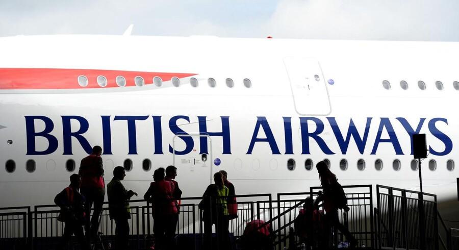 Også mange danskere er ramt af hackerangrebet hos British Airways