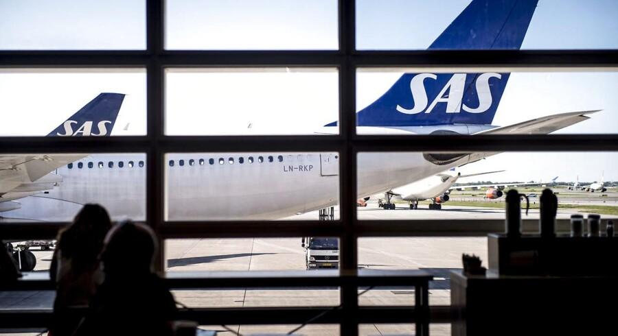 SAS, der har haft en hård sommer med et større antal aflysninger og forsinkelser end normalt, har netop offentliggjort sit regnskab for det vigtige tredje kvartal.