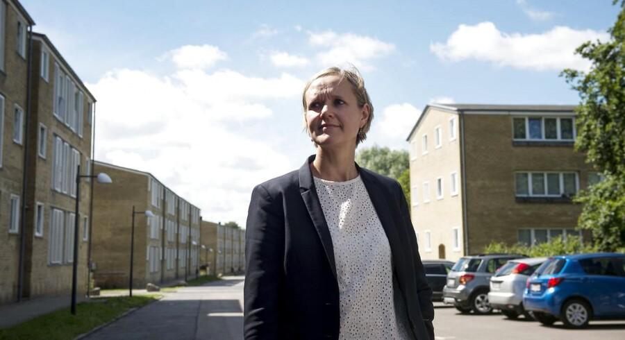 Cecilia Lonning-Skovgaard er rigtigt glad over udfaldet af budgetforhandlingerne, der sluttede fredag eftermiddag.