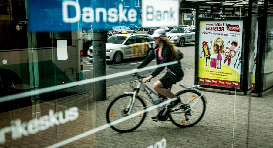 Danske Bank estiske filial, der ligger på en af hovedvejene i Estlands hovedstad, Tallinn, er omdrejningspunktet i skandalen om hvidvask for milliarder gennem Danmarks største bank.