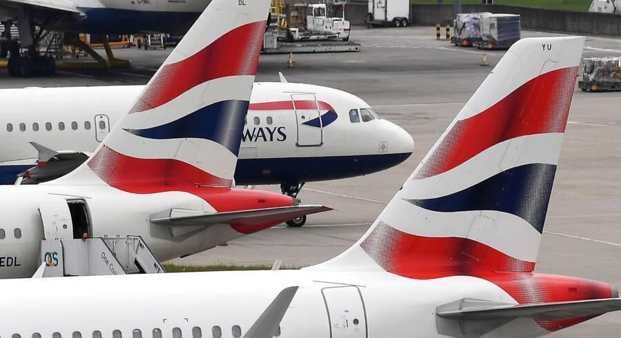 »Indbruddet er afklaret, og vores hjemmesider fungerer som normalt,« hedder det i en erklæring fra flyselskabet.