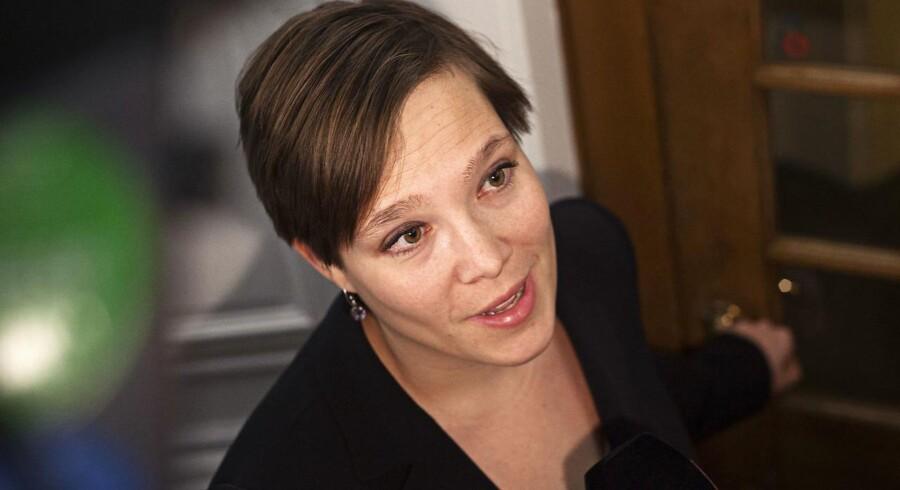Indfødsretsordfører Astrid Krag (S).