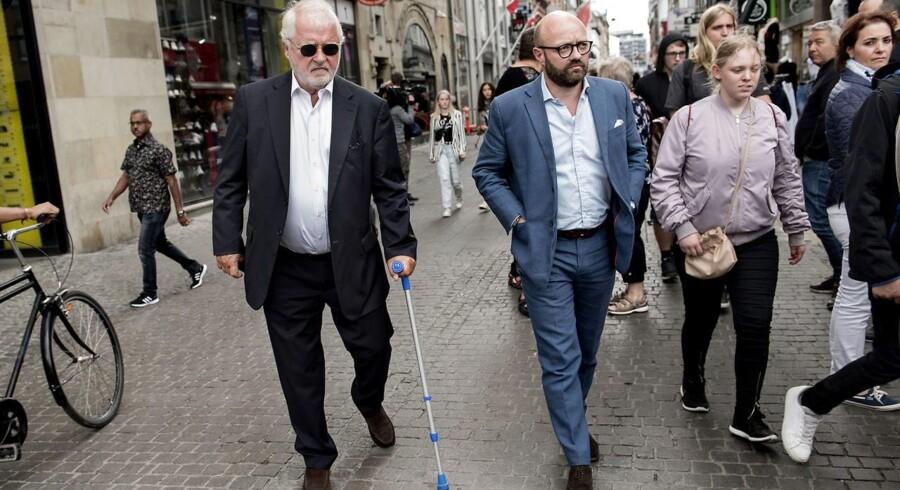 Advokatrådet afviser, at det burde have opdaget Schlüter-skandalen, selv om det var på tilsynsbesøg i oktober 2014. I juni 2018 blev tidligere advokat Johan Schlüter dømt for mandatsvig af særlig grov beskaffenhed for ikke under 100 mio. kroner.