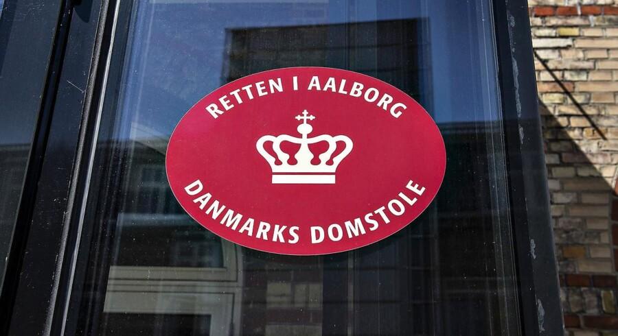 Retten i Aalborg. Arkivfoto.