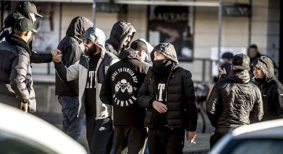 Med et administrativt forbud mod bandegrupperingen LTF har politiet skaffet sig et nyt redskab til at bekæmpe banden og begrænse dens tilstedeværelse i det offentlige rum.