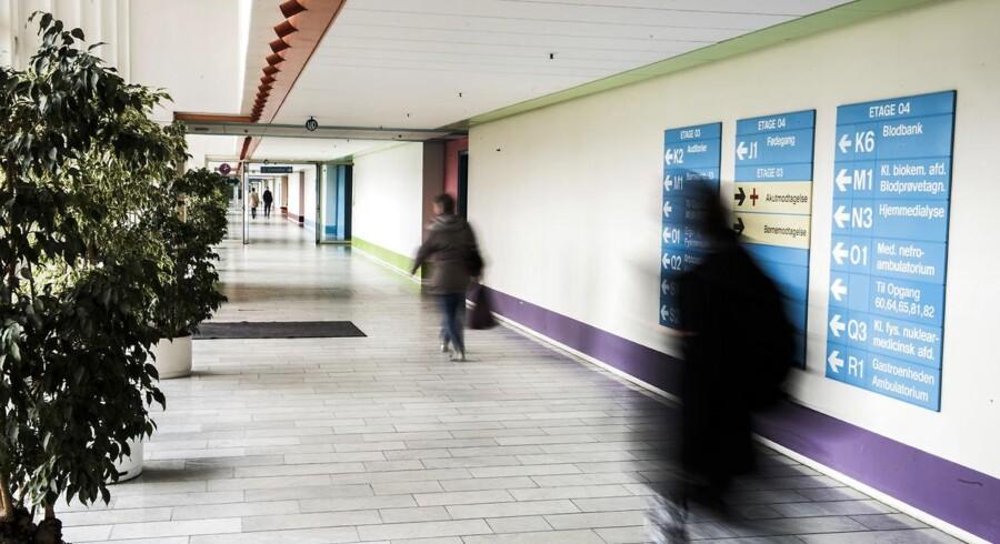 Arkivfoto: Herlev Hospital.