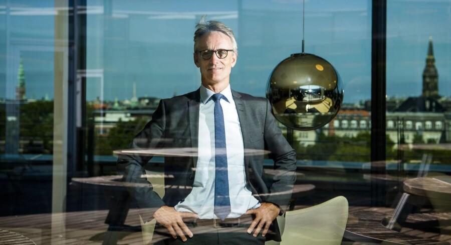Deloittes topchef Anders Dons kan konstatere, at virksomheden har haft endnu et godt år.