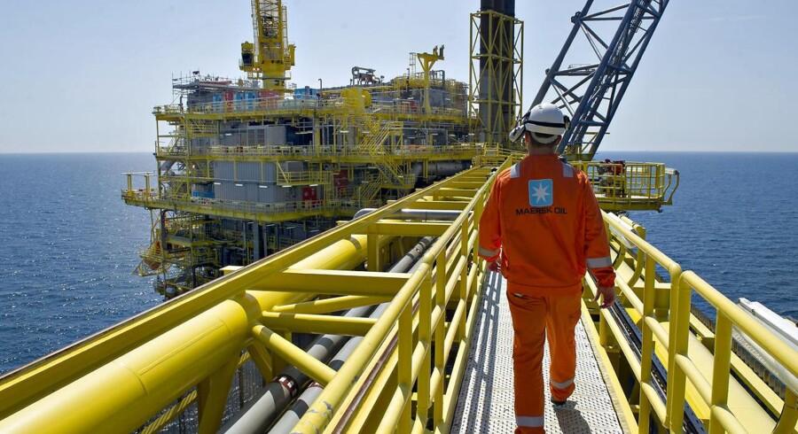 Maersk Drilling får nu genaktiveret en af sine borerigge, Maersk Reacher.
