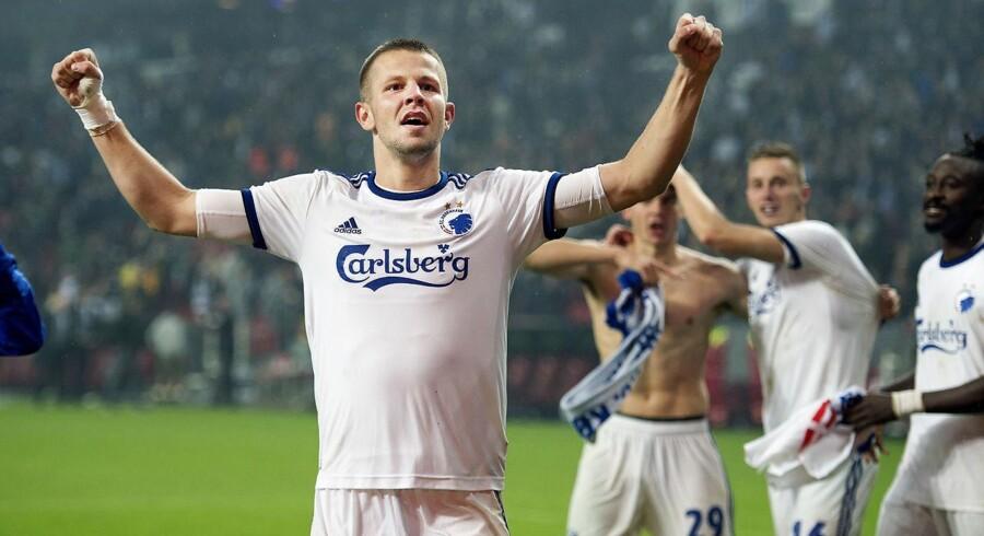 Den danske klub er placeret i andet seedningslag, når der fredag eftermiddag trækkes til Europa League.
