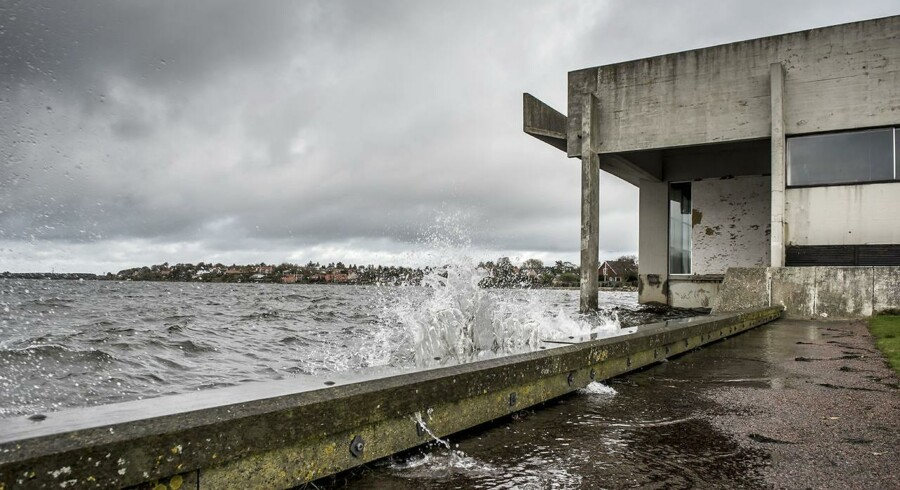 Arkivfoto. Vikingeskibsmuseet i Roskilde.