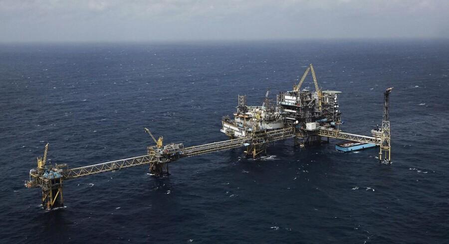 Genopbygningen af Tyra-feltet er blandt årsagerne til, at Danmark i 2018 og årene frem bliver nettoimportør af olie.