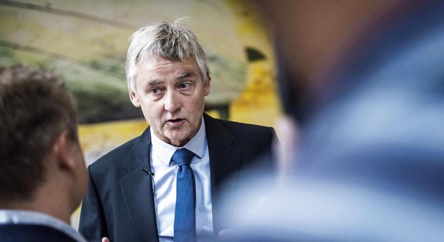 Konkurrencerådets formand, Christian Schultz. Arkivfoto. (Thomas Lekfeldt / Ritzau Scanpix)