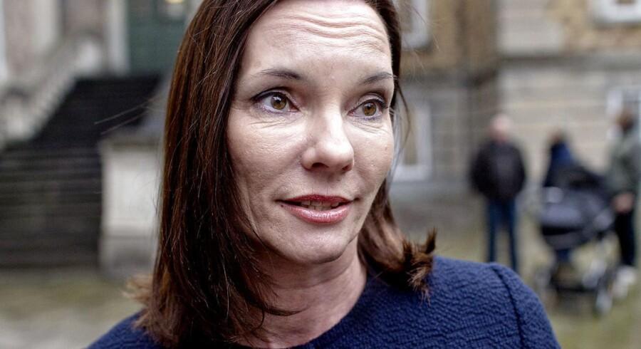 Janni Spies og Michala Kjær opgiver at få erstatning fra Aller og eks-Se og Hør-chef Kim Henningsen i Tystys-sag. Deres PR-agent oplyser, at retssagen hæves. Arkivfoto.