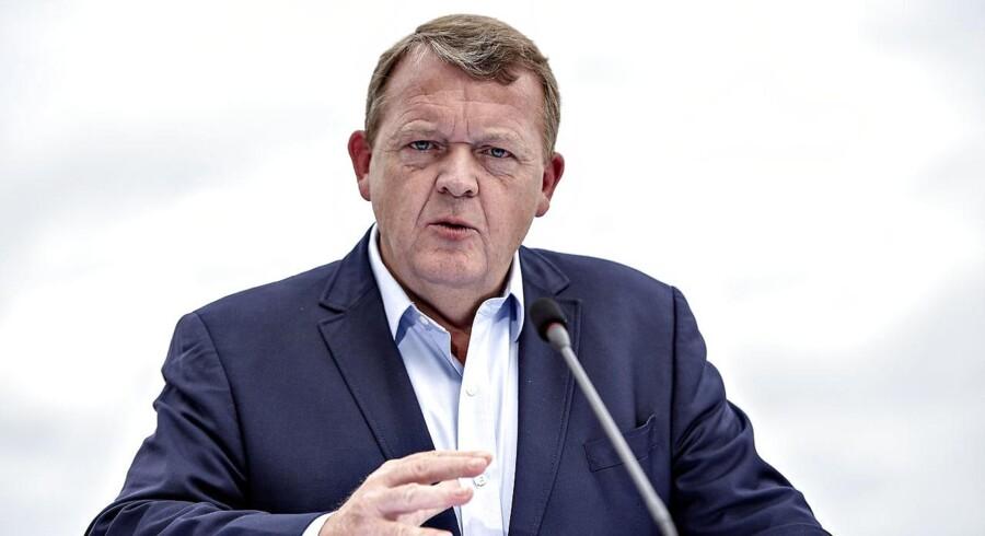 Der er afsat 17 millioner på finansloven til at få Tour de France til Danmark. Statsministeren er optimist.