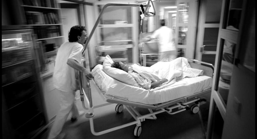 Efter et hårdt forløb som kræftramt, venter en lang følelsesmæssigt svær tid med senfølger, som de færreste anerkender. (Arkivfoto)