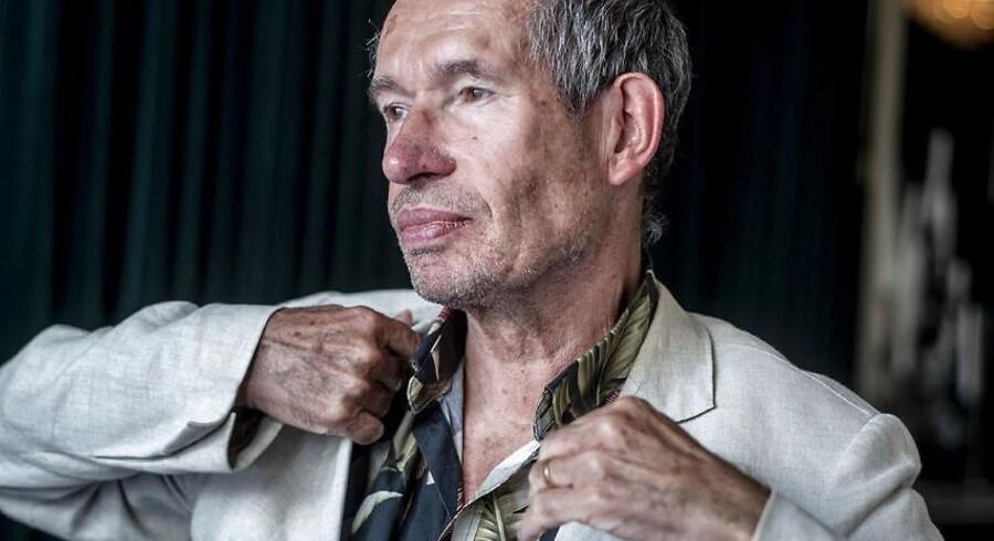 Carsten Jensen er aktuel med bogen »Kældermennesker«.