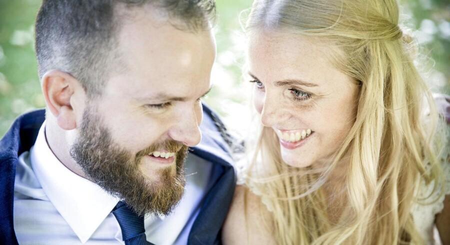 Nicolas og Camilla var med i fjerde sæson af »Gift ved første blik«, der vier fremmede for at se om kærligheden kan opstå
