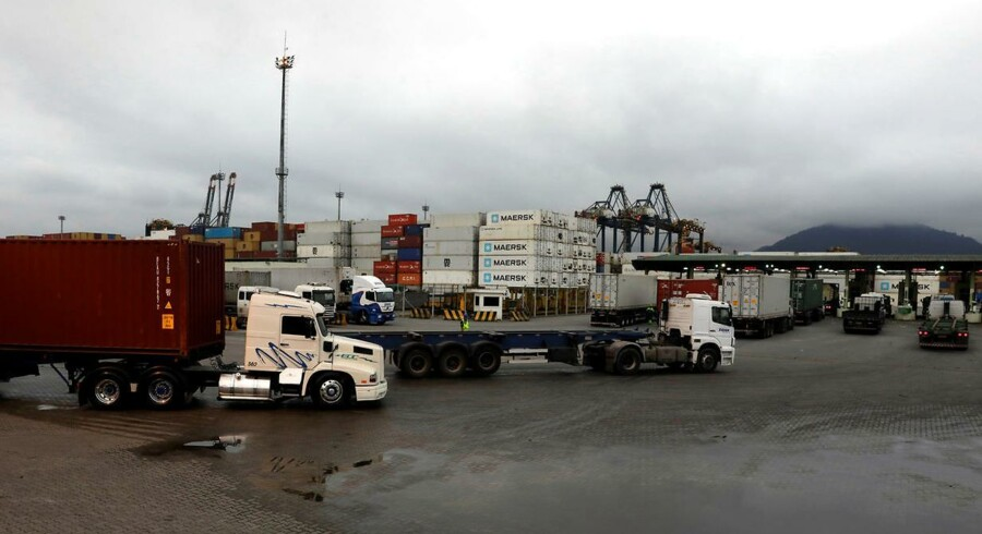 En ti dage lang strejke i foråret blandt lastbilchauffører i Brasilien skaber fortsat kaos i landets logistik- og shippingsektor.