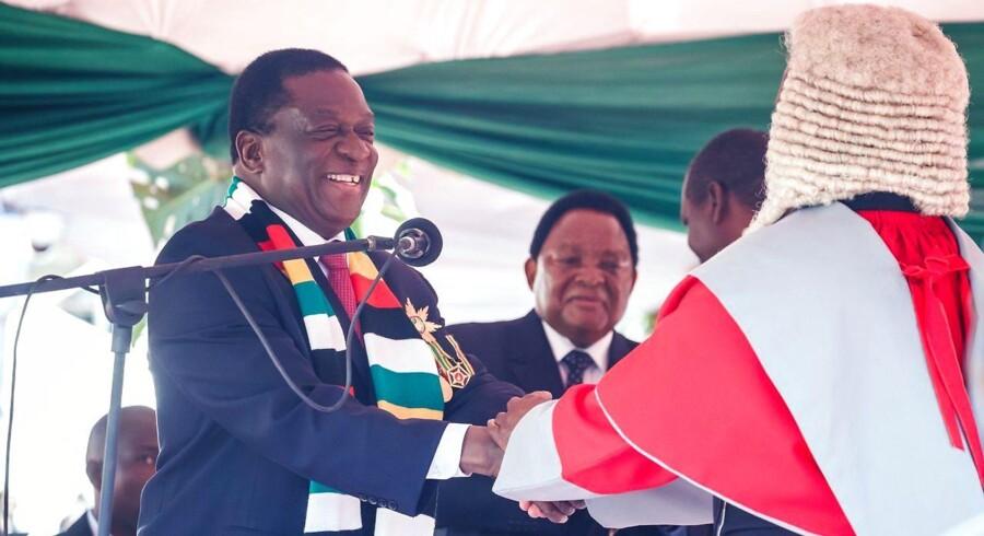 »Vi er alle zimbabwere, og det der forener os er stærkere end det, der splitter os.«