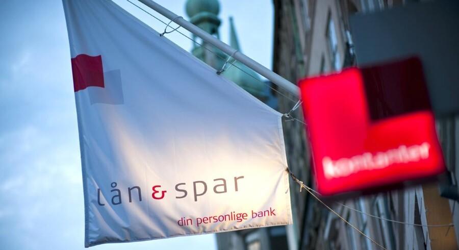 Lån & Spar Bank nedjusterer forventningerne til basisindtjeningen i 2018, men fastholder prognosen for bundlinjen.