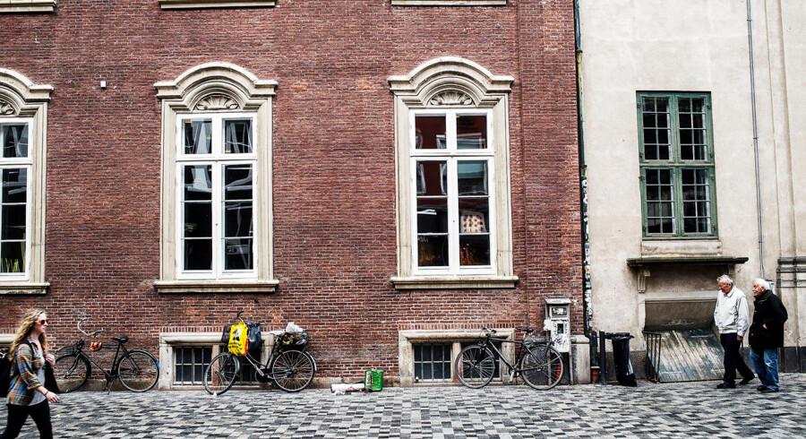 Det gamle posthus i Købmagergade er blevet solgt. Nu skal det laves om til attraktiv buktiksejendom med kontorer ovenpå.