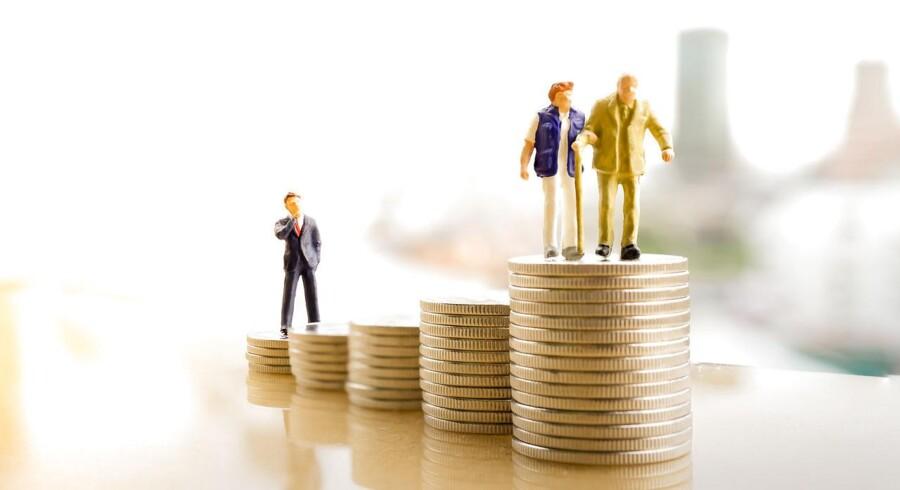Nikolaj Holdt Mikkelsen sætter i denne uge fokus på pensionsselskabernes evne til at præstere afkast, der ligger over benchmark.