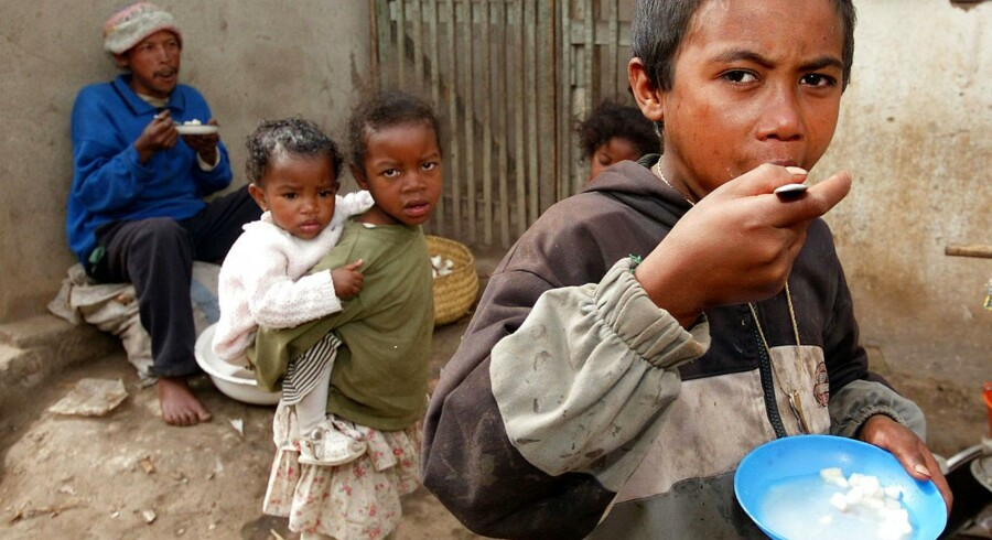 »Man kunne også forsigtigt håbe, at det fattige Madagaskar blev et Danida prioritetsland, for det har de fattige brug for.«