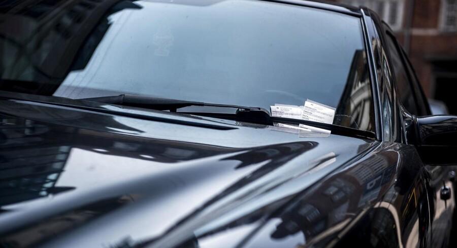 I 2017 havde Københavns Kommune parkeringsindtægter for 621,5 mio. kroner.