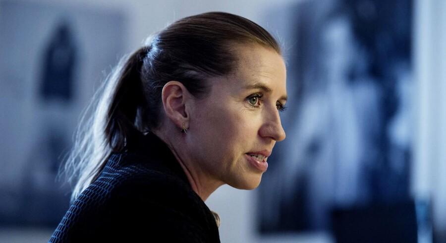 Socialdemokratiets formand Mette Frederiksen lancerer nyt udspil med 18 forslag, der skal skabe nærhed i det danske samfund.
