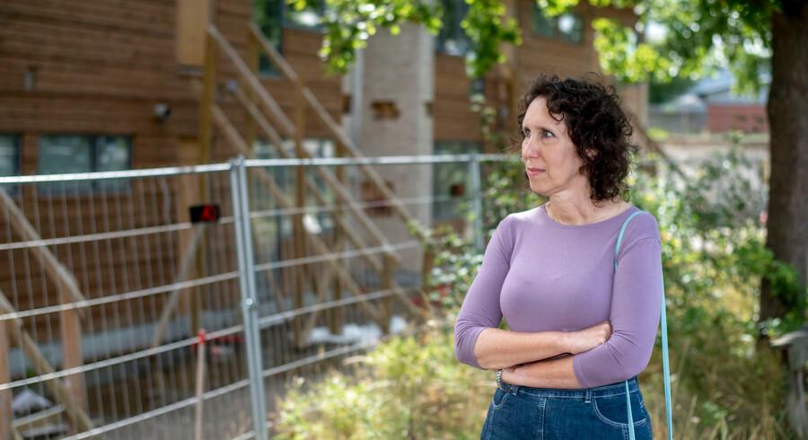 Gilly Gall er kommet i klemme i forbindelse med køb af et projektbyggeri og fik aldrig sin lejlighed. Foto: Celina Dahl