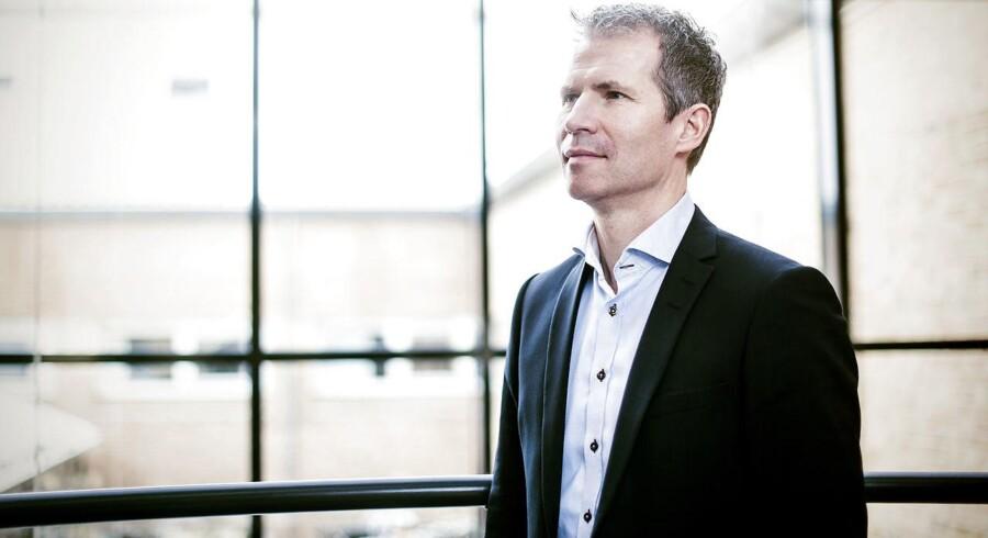 Anders Heine Jensen er direktør i Burmeister & Wain Scandinavian Contractors – det job bliver nu skiftet ud med en topstilling i MT Højgaard.