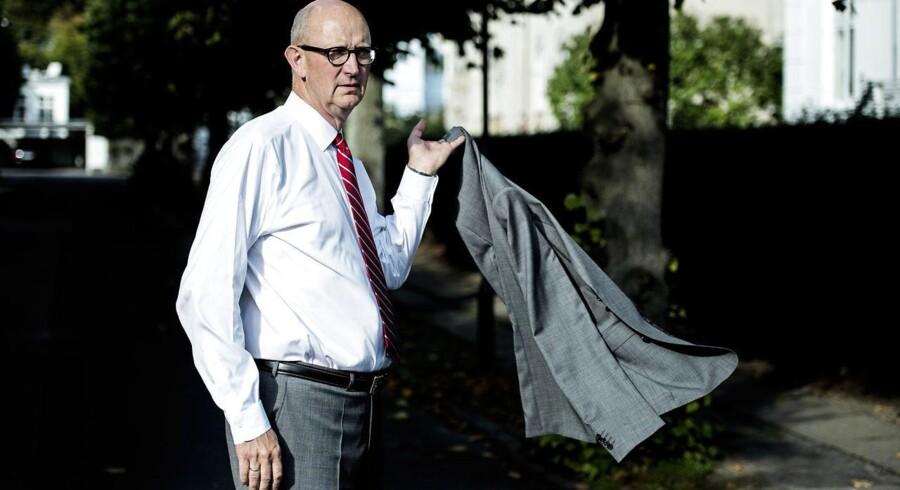 Formand for MT Højgaard Søren Bjerre-Nielsen mener, at en fusion mellem Højgaard Holding A/S og Monberg & Thorsen A/S vil skabe afklaring af MT Højgaards ejerforhold.