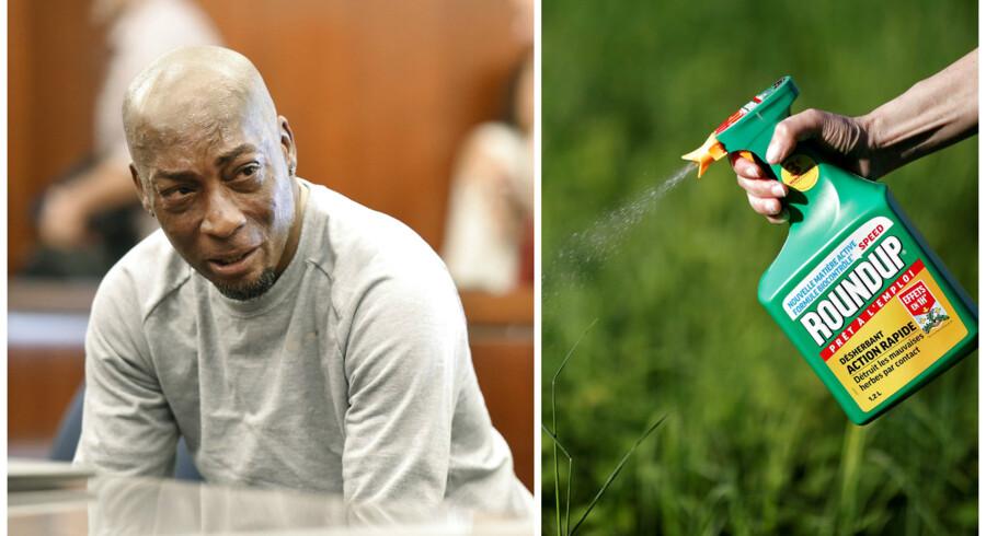 Dewayne Johnson vandt i retten. Problemet er blot, at Roundup sandsynligvis ikke forårsagede hans kræftsygdom. Eller nogen andens, for den sags skyld. Foto: JOSH EDELSON og Benoit Tessier.