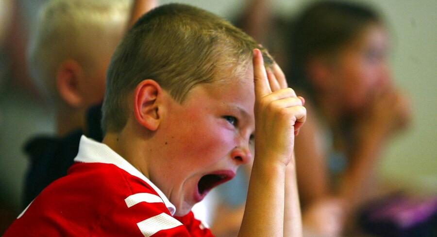 I løbet af en lang sommerferie risikerer skolebørn at miste helt op til 30 procent af et helt skoleårs indlæring.
