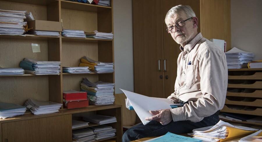 »Dansk politi har i disse år akut behov for flere politifolk og administrative HK-medarbejdere i langt højere grad, end der er behov for analytikere, konsulenter og kommunikationsmedarbejdere,« skriver kriminalbetjent Freddy Ladefoged.