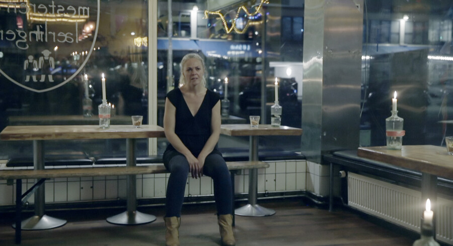 Trine Pallesen spiller ikke alene hovedrollen i »Wonderful Copenhagen«, men har også været med til at skabe historien sammen med Bo Tengberg.