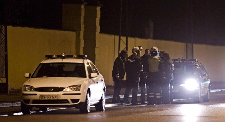 Ny rapport gør status over Københavns Kommunes og Københavns Politis fælles kamp mod bander på Nørrebro. Indsatsens effekt afhænger af øjnene, der læser rapporten. Arkivfoto fra Nørrebro