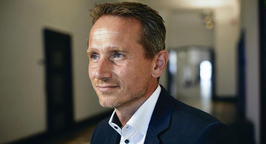 »Jeg kan hverken sidde her eller senere og love, at vi har en bestemt plan for skattelettelser,« siger finansminister Kristian Jensen (V).