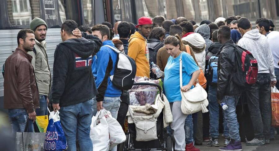 Sidste år modtog Københavns Kommune 156 flygtninge, og ifølge beskæftigelses- og integrationsborgmester Cecilia Lonning-Skovgaard (V) kan kommunen sagtens tage flere.
