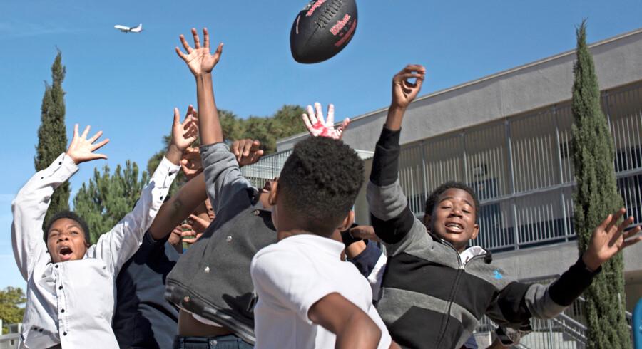 Ledelsen på The Boys Academic Leadership Academy ønsker at styrke sammenholdet mellem eleverne. Aktivitet og konkurrencer er indarbejdet i meget af undervisningen.