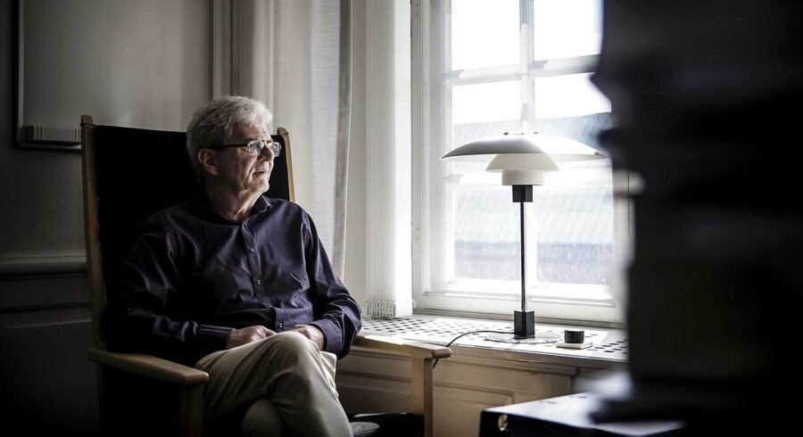Tidligere udenrigsminister Holger K. Nielsen er ikke tilfreds med Anders Samuelsens udmelding.