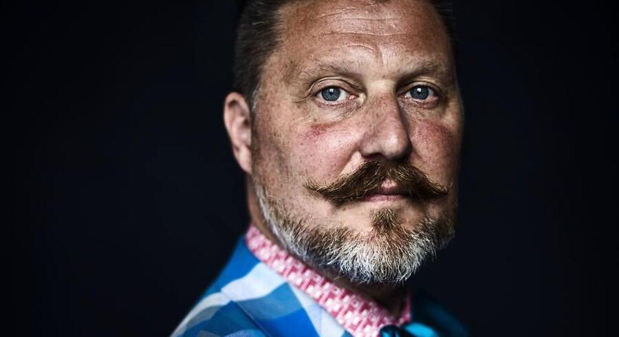Lars Henriksen, forperson for Copenhagen Pride, har meldt afbud til Pride-reception i den amerikanske ambassadørs bolig.