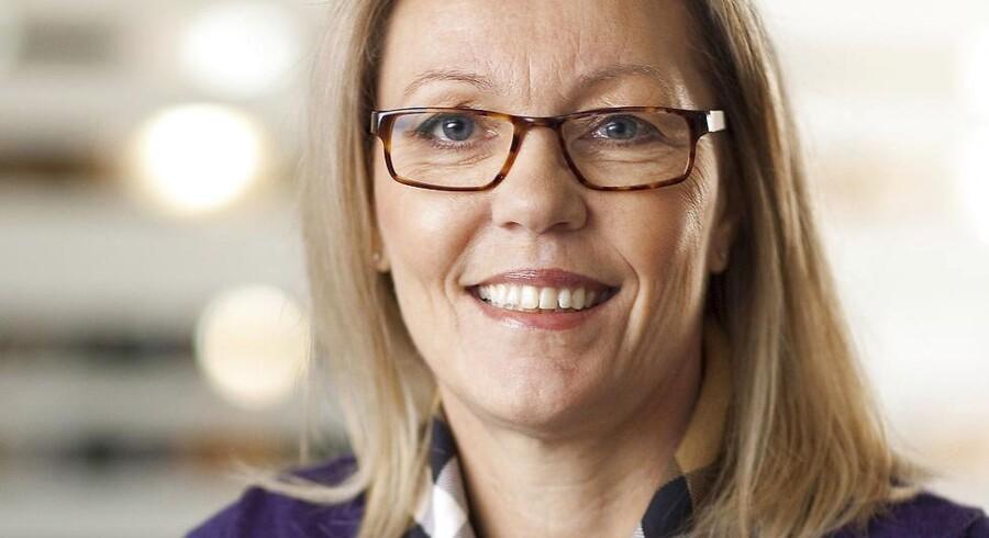 Vibeke Skytte er direktør i interesseorganisationen Lederne.