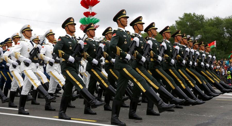 Noget tyder på, at kinesiske høge allerede nu ser Trumps straftold som det ultimative bevis på, at Kina kun har én vej at gå: militært. Og at militæret skal sikre, at Kina bliver verdens mest dominerende magt politisk, økonomisk og diplomatisk.