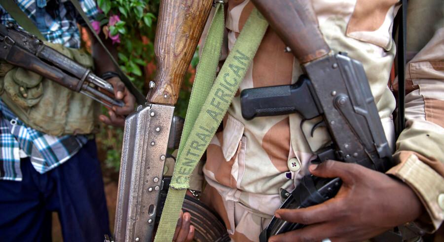 Lokale militser er blandt de mistænkte for drab på tre russiske journalister, der ville kaste lys over Ruslands militære engagement i Den Centralafrikanske Republik.
